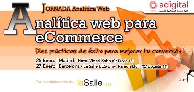 Jornada adigital: Analitica Web para eCommerce